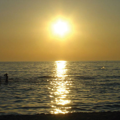 13 bagno mar y sol salento